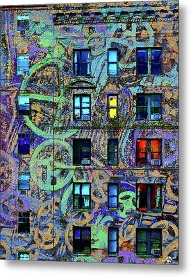 Candy From Strangers Metal Print