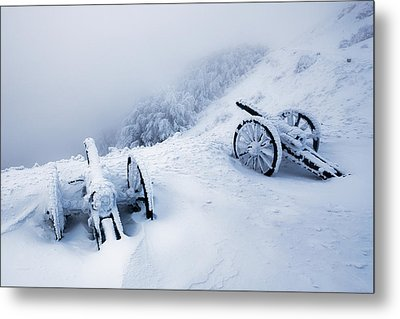 Canons Metal Print by Evgeni Dinev
