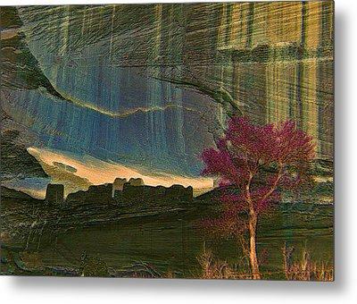 Canyon De Chelly Arizona Metal Print by Jen White