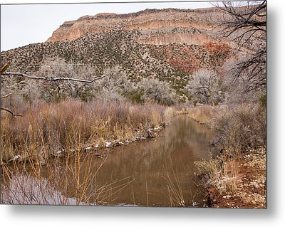Canyon River Metal Print