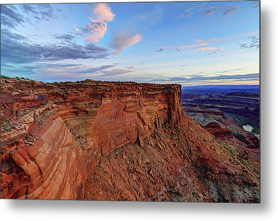 Canyonlands Delight Metal Print by Chad Dutson