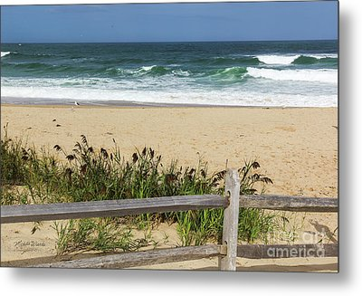 Metal Print featuring the photograph Cape Cod Bliss by Michelle Wiarda