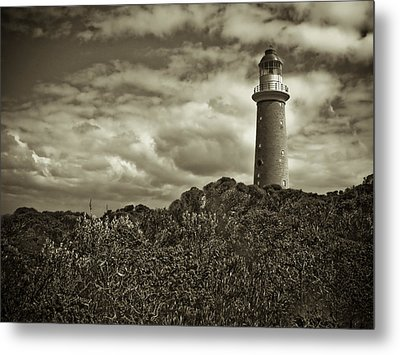 Metal Print featuring the photograph Cape Du Couedic by Tom Vaughan