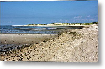 Metal Print featuring the photograph Cape Henlopen State Park - Delaware by Brendan Reals