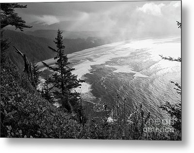 Cape Lookout Visit Www.angeliniphoto.com For More Metal Print by Mary Angelini