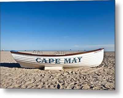 Cape May Metal Print by John Greim