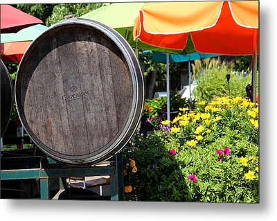 Cape May Winery Metal Print by Brian Manfra