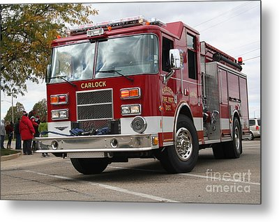 Carlock Fpd Metal Print by Roger Look
