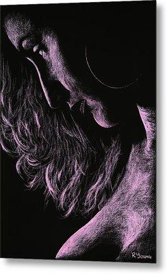 Carmen Metal Print by Richard Young