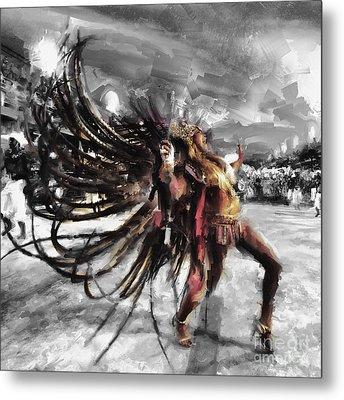 Carnival  Metal Print by Gull G