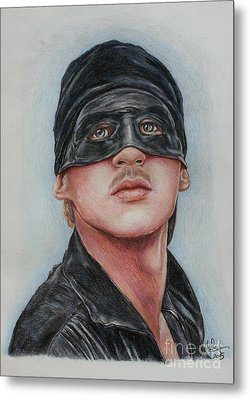 Cary Elwes / Westley / The Princess Bride Metal Print