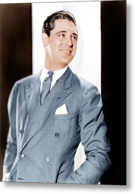 Cary Grant, Ca. Early 1930s Metal Print by Everett
