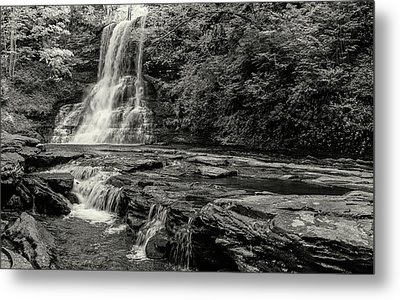 Cascades Waterfall Metal Print
