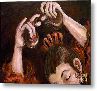 Castanets Metal Print