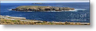 Metal Print featuring the photograph Casuarina Islets by Stephen Mitchell