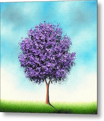Catch Today Metal Print by Rachel Bingaman