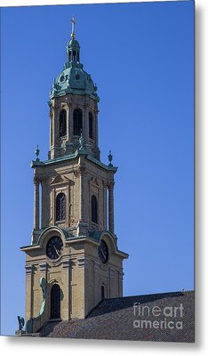 Cathedral Of St. John The Evangelist Metal Print by Twenty Two North Photography