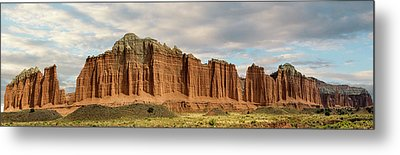 Cathedral Valley Wall Metal Print