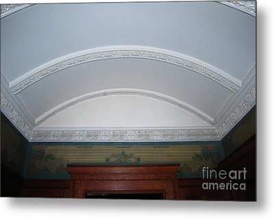 Metal Print featuring the photograph Ceiling by Bill Thomson