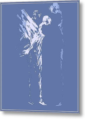 Celestial Peace Metal Print by Emna Bonano