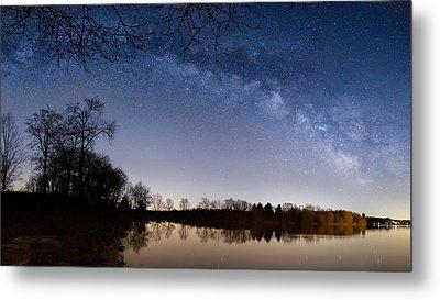 Celestial Sky Metal Print by Bill Wakeley