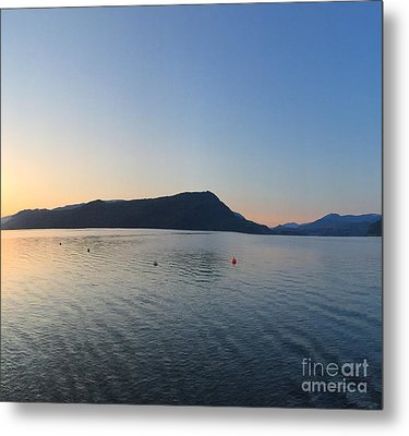 Metal Print featuring the photograph Celista Sunrise 2 by Victor K