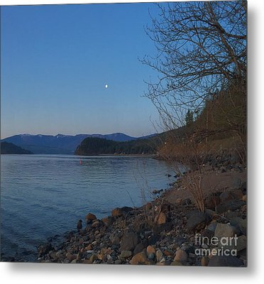 Metal Print featuring the photograph Celista Sunrise 3 by Victor K