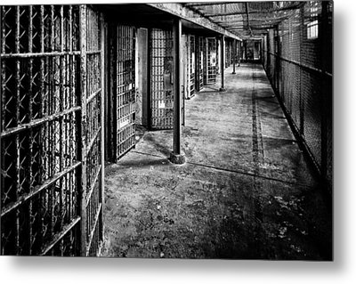 Cellblock No. 9 Metal Print