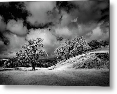 Central California Ranch Metal Print by Sean Foster
