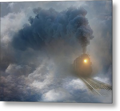 Changing Weather ... Metal Print by Nataliorion