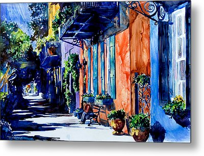 Charleston Dreaming Metal Print by Trish McKinney