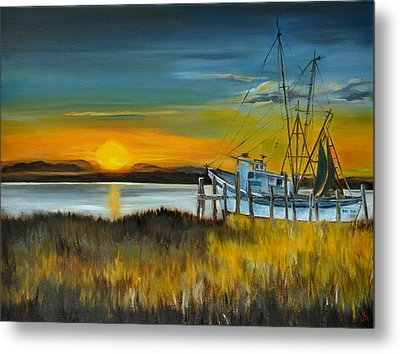 Charleston Low Country Metal Print