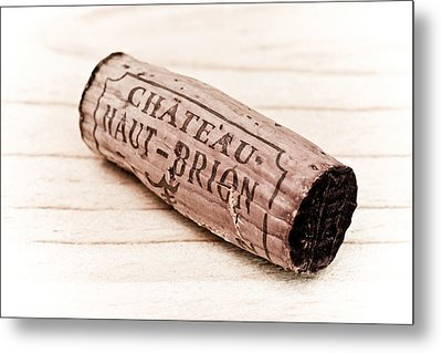 Chateau Haut-brion Metal Print by Frank Tschakert