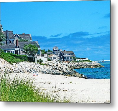 Chatham Cape Cod Metal Print