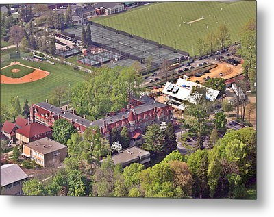 Chestnut Hill Academy II Metal Print by Duncan Pearson