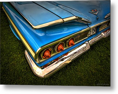Chev One Metal Print by Jerry Golab
