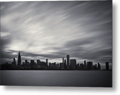 Chicago Metal Print by Adam Romanowicz