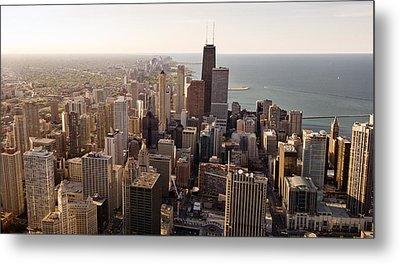 Chicago Metal Print by Steve Gadomski