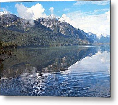 Chilkoot Lake Metal Print by Adam Owen