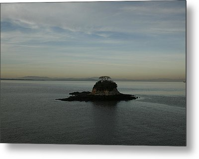 China Camp Island Metal Print