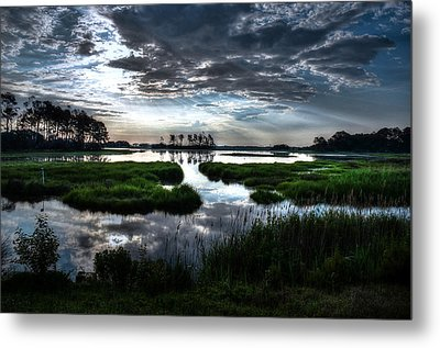 Chincoteague Metal Print