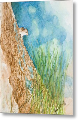 Chipmonk Metal Print