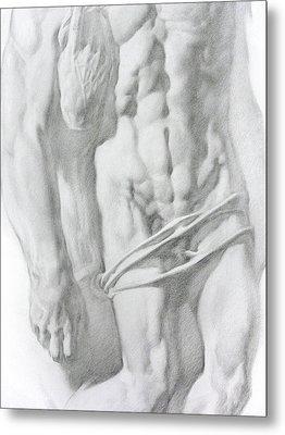 Christ 1b Metal Print