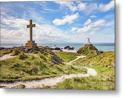 Metal Print featuring the photograph Christian Heritage by Colin and Linda McKie