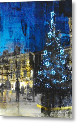 Christmas Eve Metal Print by LemonArt Photography