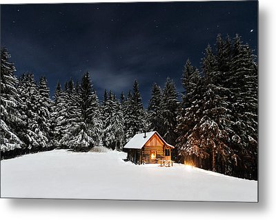 Christmas Metal Print by Paul Itkin