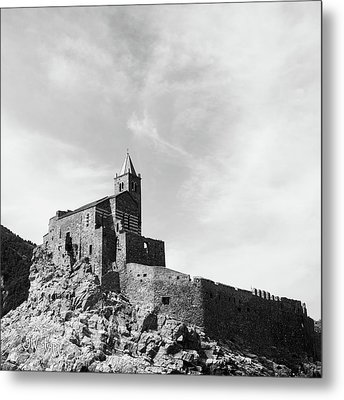 Church Of San Pietro II Metal Print