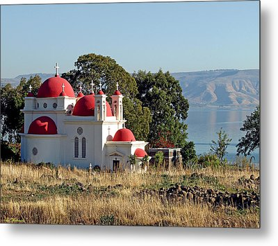 Church Of The Apostles Metal Print