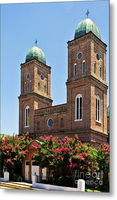 Metal Print featuring the photograph Church Of The Immaculate Conception Three by Ken Frischkorn