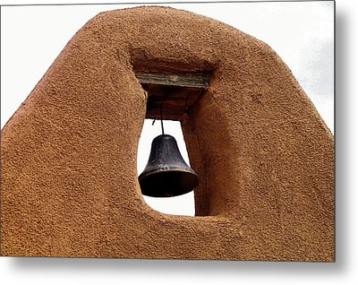 Churchbell At Old Town Metal Print by Jeff Swan